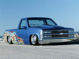 Sport Truck - Ricky and Lisa Miles - Chevrolet Silverado (1994) - picture 1
