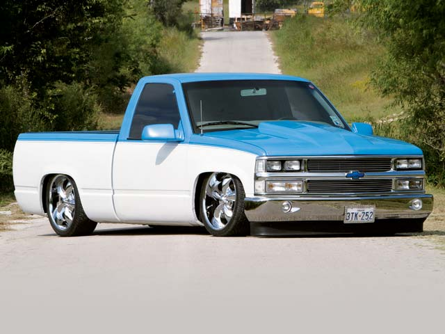 Custom 1988 Chevy Truck